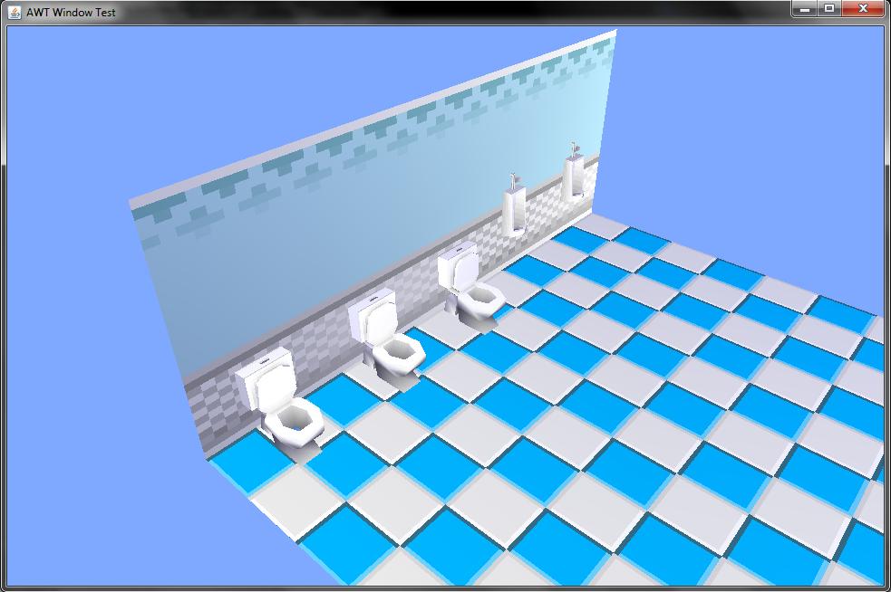 bathroom simulator. Bathroom Simulator